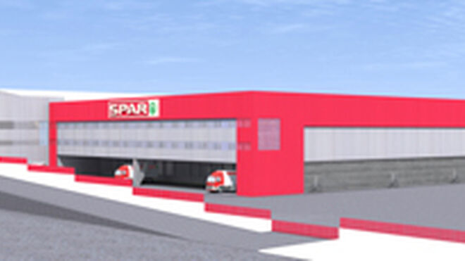 Spar inicia las obras de ampliación de su Centro de Distribución en Canarias