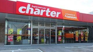 Charter abre diez supermercados en el último cuatrimestre de 2014