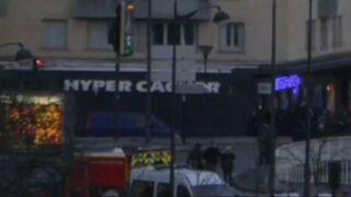 Un supermercado, sede de un nuevo tiroteo en Paris