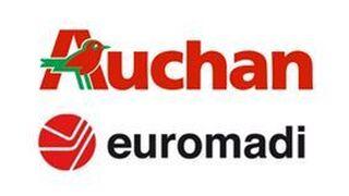 Auchan y Euromadi se unen para impulsar sus marcas propias