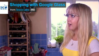 Tesco lanza su app para Google Glass
