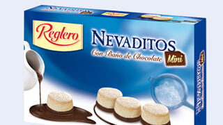 Nuevos Nevaditos Mini de Reglero con base de chocolate