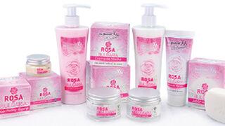 Rosa de Bulgaria, nueva línea de La Botica de los Perfumes