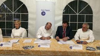 Makro colabora con la asociación de cocineros Euro-Toques