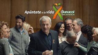 Carlos Sobera, nuevo embajador de Danacol