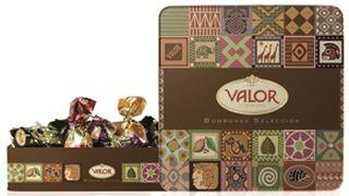Chocolates Valor relanza su Lata 'Orígenes' para San Valentín