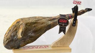 Covap presenta en EE.UU. sus ibéricos de bellota