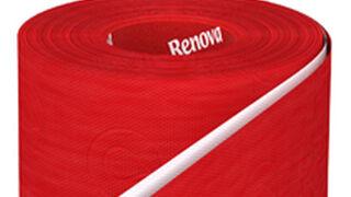 Renova presenta su papel higiénico para San Valentín