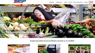 Sangüi renueva su web