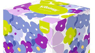 Kleenex presenta su gama Collection