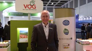 VOG promociona la manzana Envy en Fruit Logística