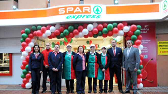 Spar Gran Canaría abre su primer supermercado Express en la Isla