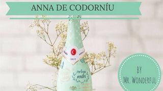 Anna de Codorníu se viste para San Valentín
