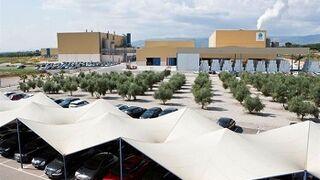 La planta de SCA en Valls (Tarragona) cumple diez años