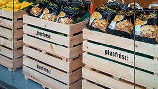 Plusfresc donó más de 163.000 kilos de comida en 2014