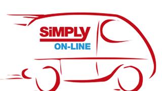 Simply ofrece el servicio de envío a domicilio más barato