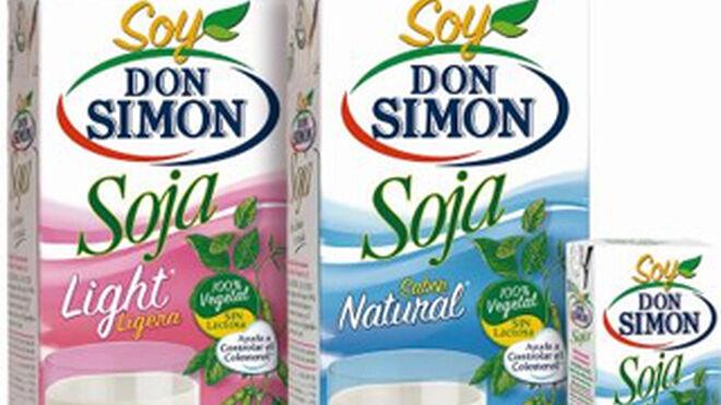 Las bebidas de soja Don Simón cuadruplicaron sus ventas en 2014