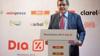 Los titulares de Ricardo Currás, consejero delegado de Grupo Dia