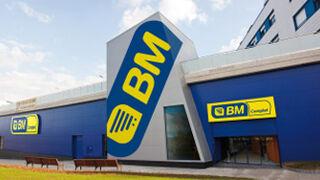 BM invertirá 16 millones este año en ocho tiendas nuevas
