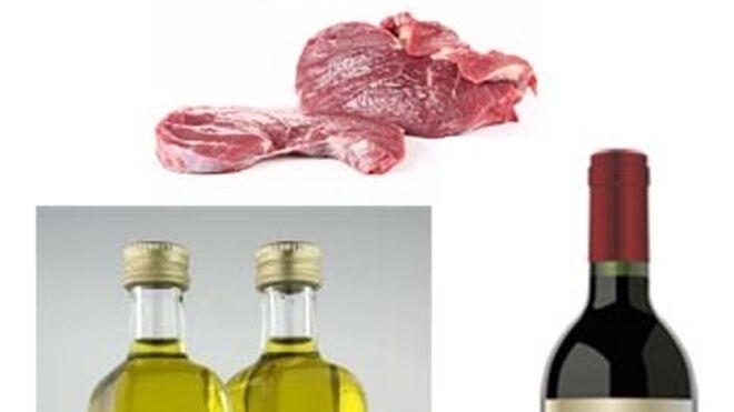 El saldo exportador agroalimentario creció el 5% en 2014