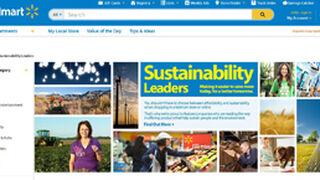 Walmart potencia su portal de compras sostenibles