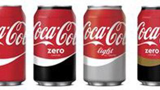 Coca-Cola tiñe de rojo todos sus envases
