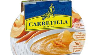 Carretilla presenta su gama de cremas campestres