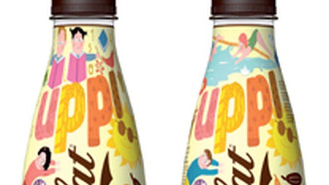 Nuevo Cacaolat upp!, el batido con cereales, arroz y maíz