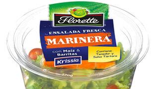 Florette amplía su gama de ensaladas
