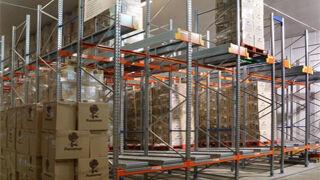 Consum optimiza el espacio en su almacén frigorífico