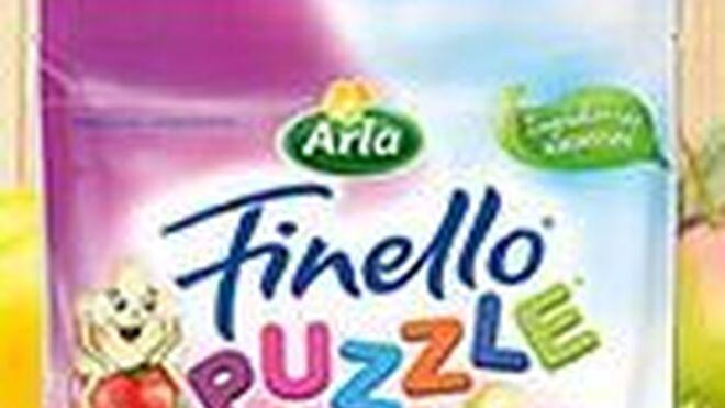 Arla lanza Finello Puzzle Mozzarella