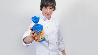 El chef Jordi Cruz, nuevo embajador de las tortitas Bicentury
