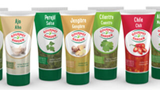 Gourmet Garden presenta su nuevo packaging
