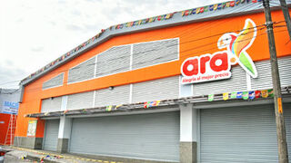 Jerónimo Martins abrirá otras 50 tiendas Ara en Colombia