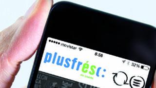 Plusfresc lanza una app para sus clientes de tarjeta
