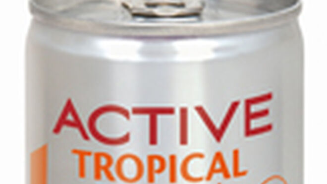 Nuevo Bifrutas Active Tropical con guaraná