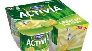 Activia Cremoso Lima-Limón, la innovación más exitosa en 2014