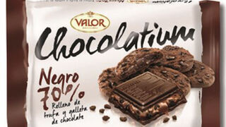 Chocolates Valor presenta su gama Chocolatium