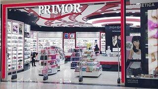 Primor abre su primera tienda en las calles de Madrid