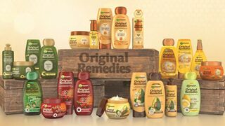 Garnier presenta su gama capilar Original Remedies