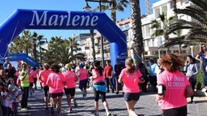 Las manzanas Marlene patrocinarán la Carrera de la Mujer 2015