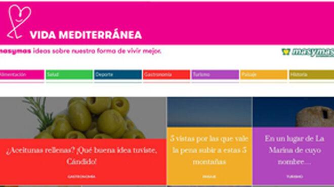 Masymas (Fornés) lanza su plataforma de contenidos online