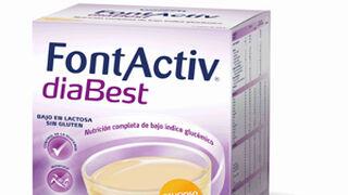 Laboratorios Ordesa lanza FontActiv DiaBest