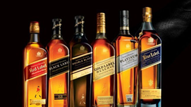 Diageo encabeza por octavo año consecutivo el 'Top 100 Spirit Brands'