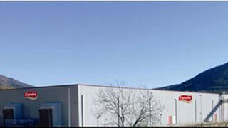 Espuña invierte dos millones en su nueva planta de Girona