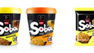 Gallo lanza Soba, su nueva línea de noodles instantáneos