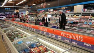 Los nuevos súper Caprabo aumentan sus ventas el 7,5%