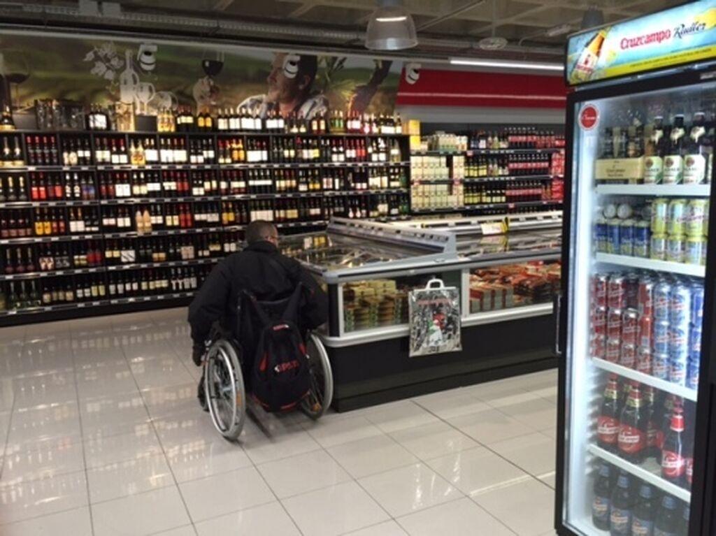 fotos del supermercado la ilusi n de covir n granada