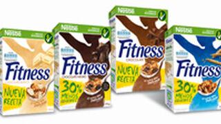 Nestlé reduce los azúcares de sus cereales Fitness