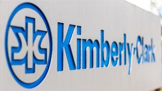 Kimberly Clark redujo su beneficio el 13% en el primer trimestre